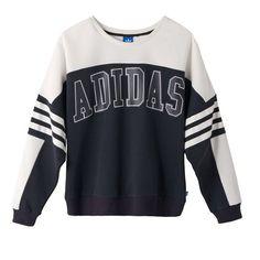 Sweat adidas Originals molleton sport femme - 3Suisses