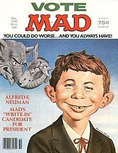 Cover for MAD (EC 1952 serie) #218 - OCTOBER 1980