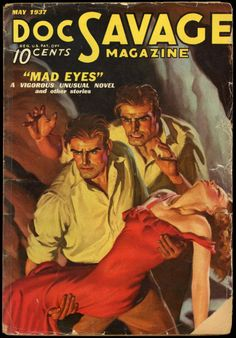Mad Eyes