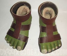 Swollen Shrek Feet Pictures, Images & Photos   Photobucket