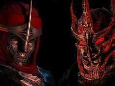 Mythic Dawn Elder Scrolls Oblivion, Elder Scrolls Games, Skyrim, Dawn, Miniatures, Masks, Mockup
