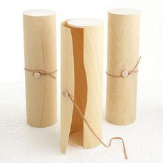 birch wine bottle packaging