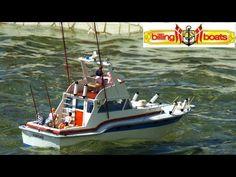 "CVP - Billing Boats Blue Star RC Fishing Boat ""Adelais"" by Apostolos"