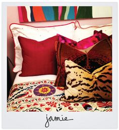 lush & lovely. (jamie by jamie meares, via Flickr)