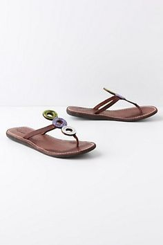 Agipsa sandals from Anthropologie