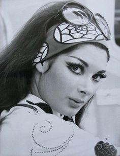 sexy 60's....this looks likes Nigella's Mother