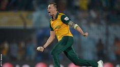 Glamorgan linked with South African bowler Dale Steyn