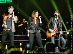Pics from Lady Antebellum @ the BOK Center...click thru to download all of them