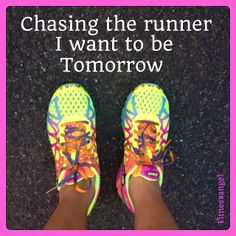Thanks @Lana Fischer for tagging #ASICS on your Instagram picture. Awesome motivator.