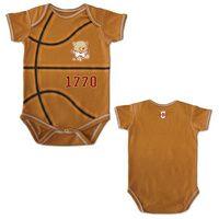 College Kids MVP Basketball Infant Bodysuit