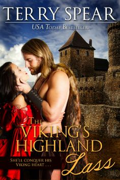 The Viking's Highland Lass, book in The Highlanders Highland Medieval series coming in
