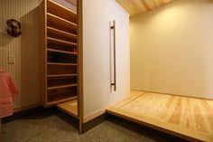 写真03|H様邸/プレズィール/平屋(H28.4.15) Japanese Architecture, Interior Design, House Interior, Small House Interior, House, Home Goods, Tall Cabinet Storage, Home, Interior