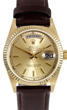 "Rolex Men's Day Date ""Presidential"" Watch"