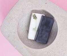 DIY-Anleitung: 3 verschiedene Seifen selber machen: Detoxseife, Kinderseife und Lavendelseife via DaWanda.com