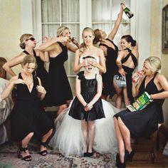 Quirky fun wedding photography!