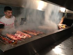Mangal Ocakbasi - Turkish Restaurant and Mediterranean Restaurant · Dalston - 10 Arcola St (at Miller's Terrace), London, Greater London, E8 2DJ