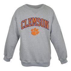 Clemson Crewneck Sweatshirt ($28.00)