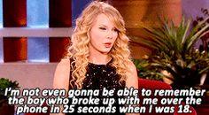 Taylor on Ellen (3/10)