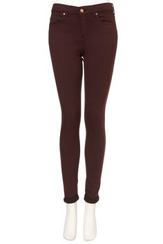 MOTO Supersoft Skinny Leigh Jeans - Jeans - Clothing - Topshop USA