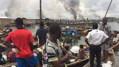 On Sunday residents of the Otodo Gbame waterfront community in Lekki woke up to a commotion as their houses were burnt and shots were fired into the air by armed policemen reportedly following the orders of the Lagos state government.Members of the community said scores of armed policemen numbering nofewer than 50 invaded the community that day.According to Justice and Empowerment Initiatives (JEI) a Lagos-based group working with the community a 20-year-old man died from the attack having…