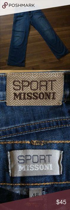 Men's Denim 👖Jeans Missoni men's jeans Missoni Jeans Relaxed
