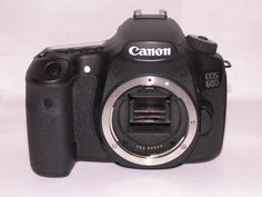 Canon 60D Digital SLR Camera