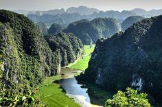 Tam Coc, Viëtnam