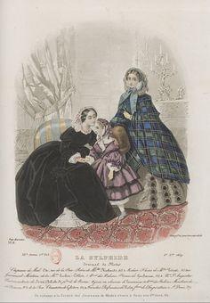 1859 La Sylphide, Journal de Modes