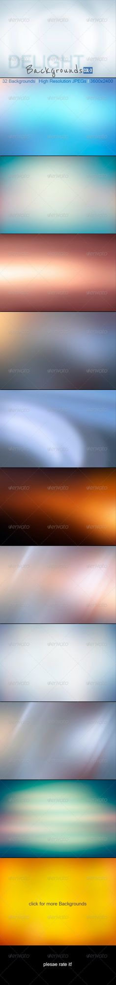 Delight Backgrounds_Vol-3 by creativeartx | GraphicRiver
