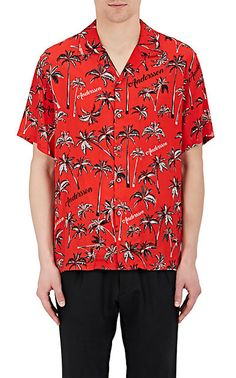 We Adore: The Hawaiian Shirt from Andersson Bell at Barneys New York