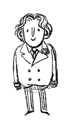 beatonna:  Wee Oscar Wilde