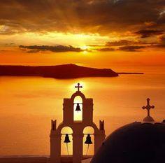 Santorini island....Greece....