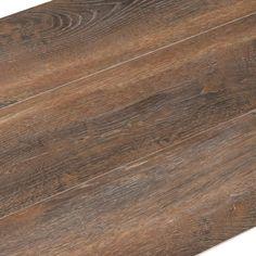 Denali Walnut Ceramic Tile - 6in. x 36in. - 100242197   Floor and Decor