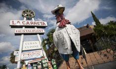 La Carreta Is A Typical Cuban Restaurant. A favorite