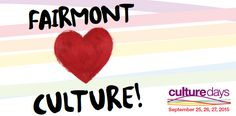 Fairmont Loves Culture