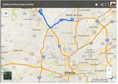 The best ways to use Google's new(ish) My Maps tool: you can share driving directions from/to multiple places   lifehacker