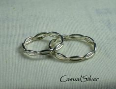 Hey, I found this really awesome Etsy listing at https://www.etsy.com/uk/listing/123796960/sterling-silver-braided-ringsolid-silver