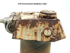 Very heavy rusted metal. Great example of rust and streaking. On chipping paint. Weather Models, T 62, Tiger Tank, Modeling Techniques, Model Tanks, Free Picture, Warhammer 40k Miniatures, Military Modelling, Ww2 Tanks