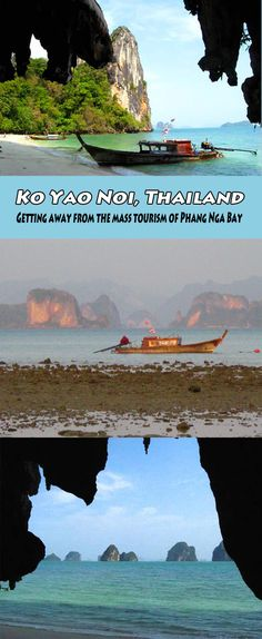 Ko Yao Noi, Thailand – Getting away from the mass tourism of Phang Nga Bay  #Koyaonoi #Thailand