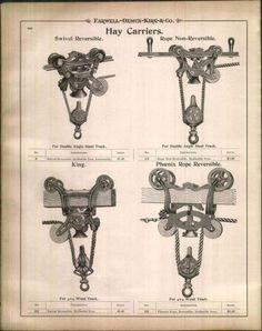 hay pulley