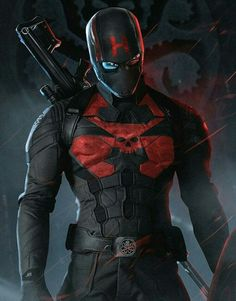 Captain America: Captain Hydra by bosslogic Why must this be cool...