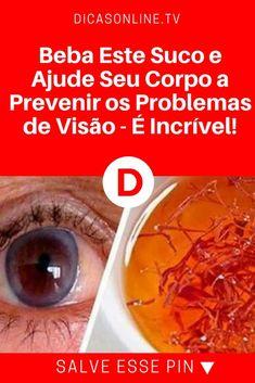 Olhos tratamento | Beba Este Suco e Ajude Seu Corpo a Prevenir os Problemas de Visão - É Incrível! | Beba Este Suco e Ajude Seu Corpo a Prevenir os Problemas de Visão - É Incrível!