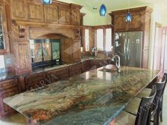 Fusion Extra Granite from Brazil - Marva Marble and Granite