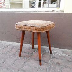 Nice vintage stool #vintage #interiors #industrial #design #loft #retro #vintageshop #sklepvintage #poznan #midcenturymodern #midcentury #vintagestyle #brutfurniture #junkstyledesign #stuhl #Stołek #hocker #wnętrza