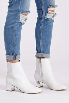 BELLA Heeled Boots - New In- Topshop