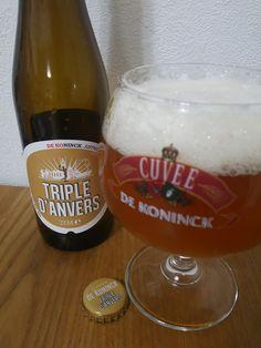 De Koninck Triple d'Anvers De Koninck Triple d'Anvers e33cl Alc.80%Vol. Brouwerij De Koninck Mechelsesteenweg 291 B-2018 Antwerpen www.dekoninck.be
