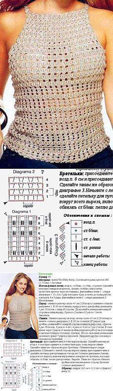 Irish crochet &: TOP