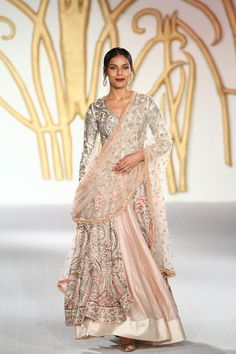 5247e45add Complete collection: Varun Bahl at India Couture Week 2017 Designer Punjabi  Suits, Indian Designer