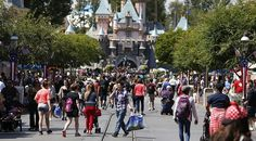 Newsela   Disney parks are more popular and more crowded than ever