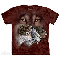 Find 9 Wolves T-Shirt $22.00 Use code: NWC15 for 15% off. The Mountain T-shirts.